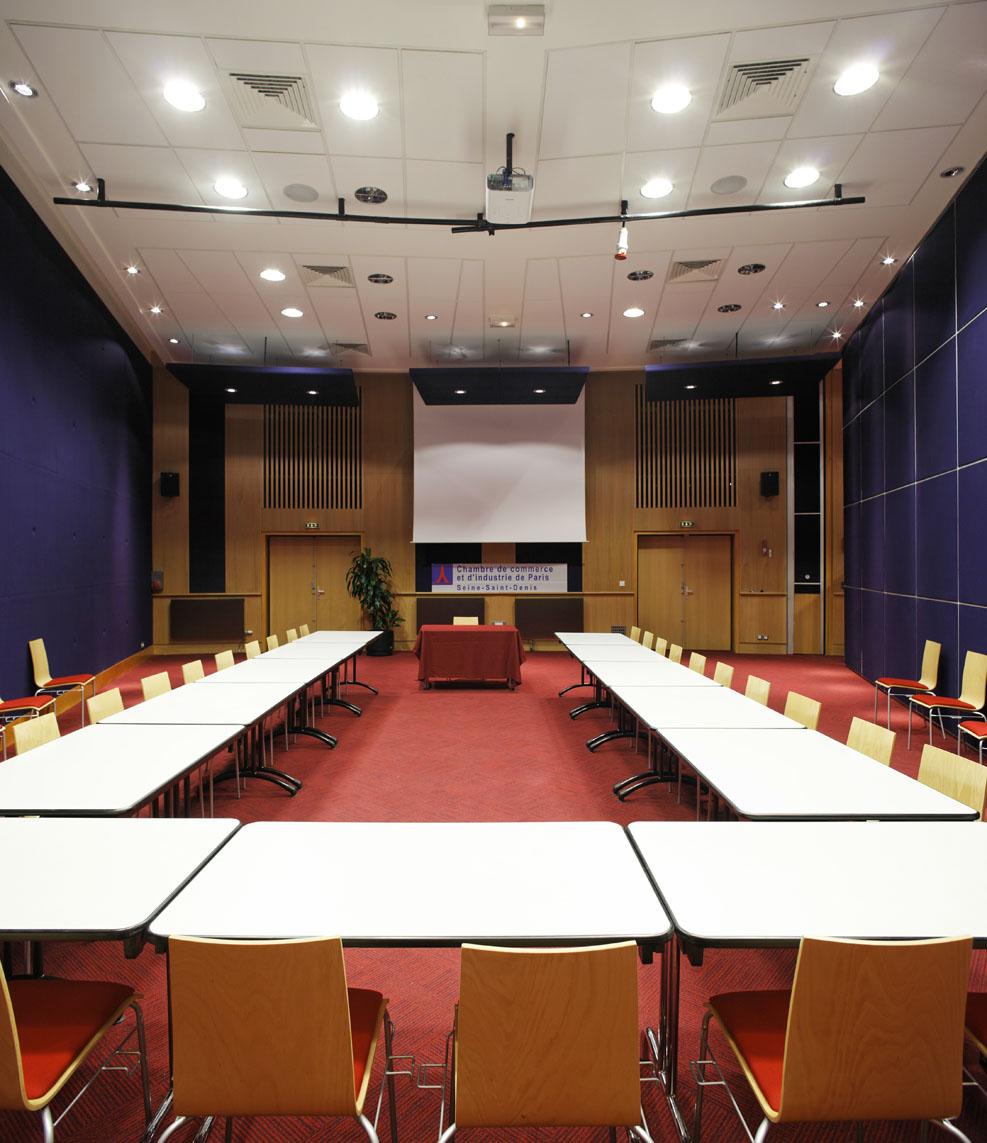 CCI – Salle de réunion